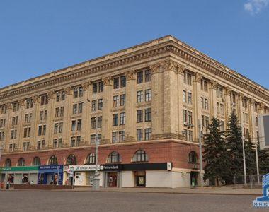 «ПромбудНДІпроект» (Будинок трестів) 1954 року