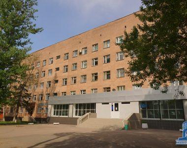 Городская поликлиника №26, ул. 23 Августа, 23-А