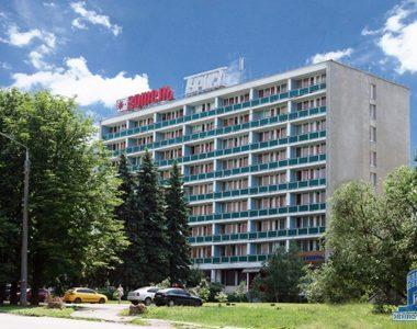 Готель «Турист», Московський проспект, 144, 1972 р.