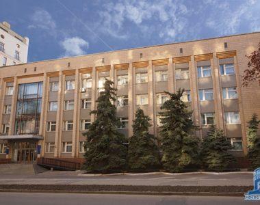 Здание Киевской районной администрации, ул. Чернышевская, 55