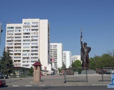 Комплекс 14-поверхових житлових будинків, вул. 23 Серпня, 1965-1975 р.