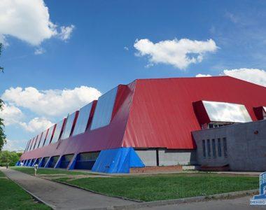 Спорткомплекс Национального аэрокосмического университета «ХАИ», 1975 г.
