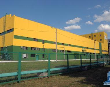 Будівля фабрики з розфасування чаю «Ахмад чай», вул. Роганська, 165, 1999 р.