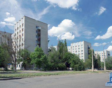 Комплекс гуртожитків, вул. Гвардійців Широнінців, 39-43, 1978 р.