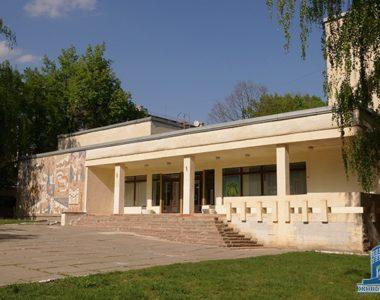 Дитяча музична школа №9 ім. В.Сокальского, вул. Єсеніна, 8, 1978 р.