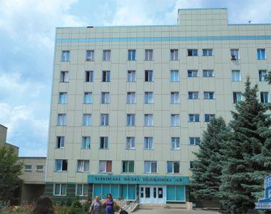 Поликлиника №8, пр. Победы, 53, 1981 г.