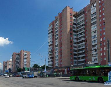 Комплекс 14-этажных жилых домов, пр. Гагарина, 1980 г.