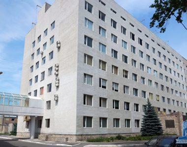 Міська клінічна багатопрофільна лікарня №17, пр. Московський, 195, 1988 р.