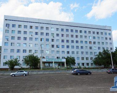 Міська клінічна лікарня №8, Салтівське шосе, 266-Г
