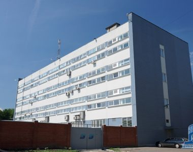 Здание «Укртелекома», ул. Державинская, 4