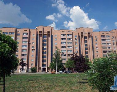 Житловий будинок, пр. Гагаріна, 174, 2-й корпус, 1989 р.