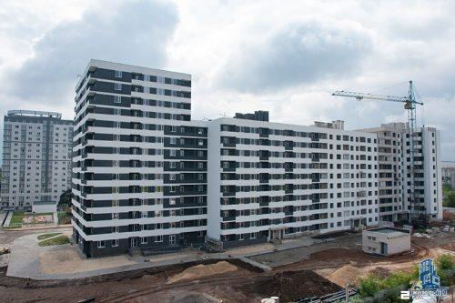 Ведется строительство 9-ти секций ЖК «ПРОЛІСОК»