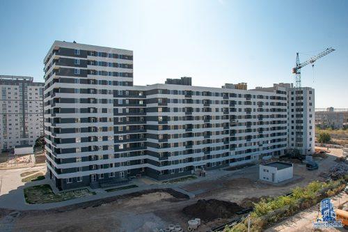 Продолжается строительство ЖК «ПРОЛІСОК»