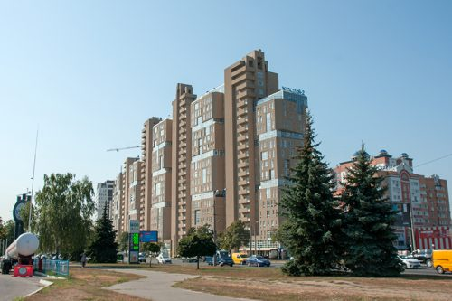 """Секції №5 ЖК """"Павлівський квартал"""" присвоєно поштову адресу"""