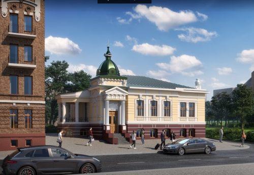 Жилстрой-2 отреставрирует харьковский памятник архитектуры Дом Сурукчи