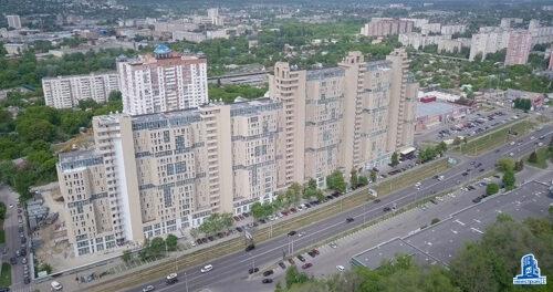 """В шестой секции ЖК """"Павловский квартал"""" начата кладка наружных стен восьмого этажа"""