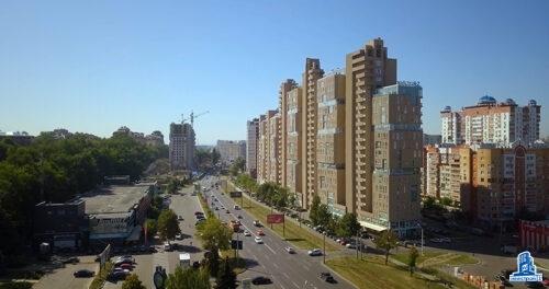 """В седьмой секции ЖК """"Павловский квартал"""" ведется монтаж перекрытия над четвертым этажом"""