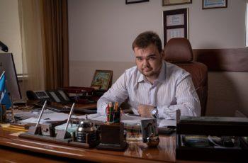 """Интервью с Дмитрием Кроленко, председателем Наблюдательного совета  ОДО """"Жилстрой-2″"""