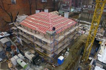 Реставрация Дома Сурукчи. Комплекс работ, завершенных в ноябре