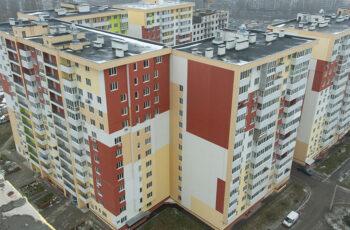 """В секции №13 ЖК """"Меридиан"""" ведется монтаж перекрытия над одиннадцатым этажом"""