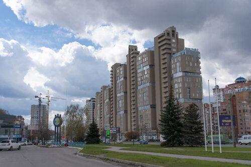 """В седьмой секции ЖК """"Павловский квартал"""" начат монтаж перекрытия над четырнадцатым этажом"""