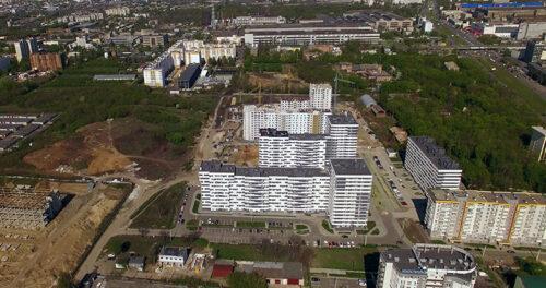 """Открыты продажи квартир в секции №1 дома №6 ЖК """"Пролiсок"""""""