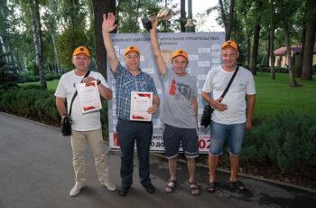 12-й міський чемпіонат з доміно серед харківських будівельних компаній